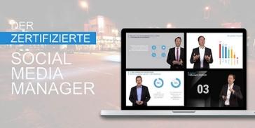 Kurs Zertifizierter Social Media Manager